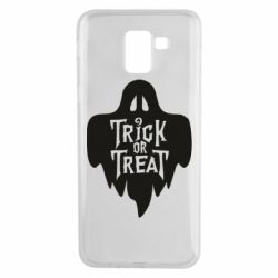 Чехол для Samsung J6 Trick or Treat