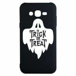 Чехол для Samsung J7 2015 Trick or Treat