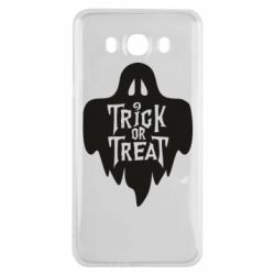 Чехол для Samsung J7 2016 Trick or Treat