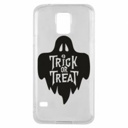 Чехол для Samsung S5 Trick or Treat