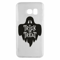 Чехол для Samsung S6 EDGE Trick or Treat