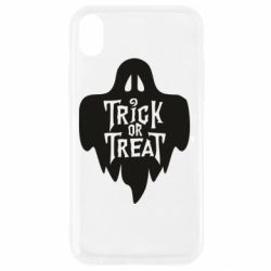 Чехол для iPhone XR Trick or Treat