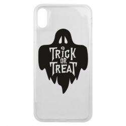 Чехол для iPhone Xs Max Trick or Treat