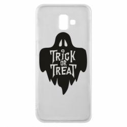 Чехол для Samsung J6 Plus 2018 Trick or Treat