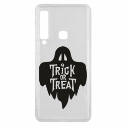 Чехол для Samsung A9 2018 Trick or Treat
