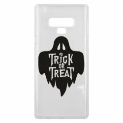 Чехол для Samsung Note 9 Trick or Treat