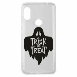 Чехол для Xiaomi Redmi Note 6 Pro Trick or Treat