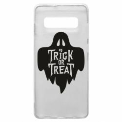 Чехол для Samsung S10+ Trick or Treat