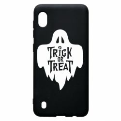 Чехол для Samsung A10 Trick or Treat