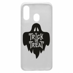 Чехол для Samsung A40 Trick or Treat