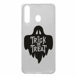Чехол для Samsung A60 Trick or Treat
