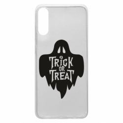 Чехол для Samsung A70 Trick or Treat