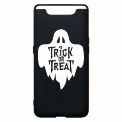 Чехол для Samsung A80 Trick or Treat