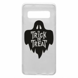 Чехол для Samsung S10 Trick or Treat