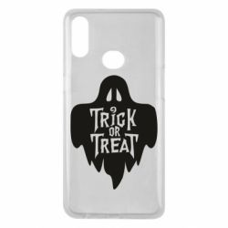 Чехол для Samsung A10s Trick or Treat