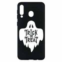 Чехол для Samsung M30 Trick or Treat