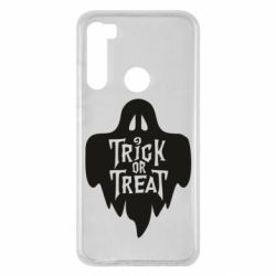 Чехол для Xiaomi Redmi Note 8 Trick or Treat