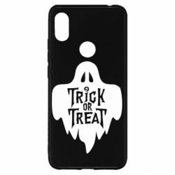 Чехол для Xiaomi Redmi S2 Trick or Treat