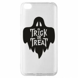 Чехол для Xiaomi Redmi Go Trick or Treat