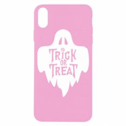 Чехол для iPhone X/Xs Trick or Treat
