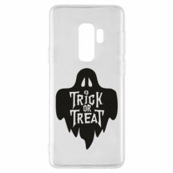 Чехол для Samsung S9+ Trick or Treat
