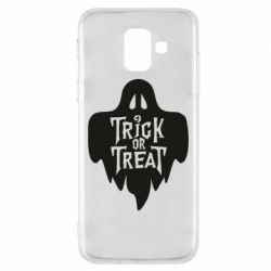 Чехол для Samsung A6 2018 Trick or Treat