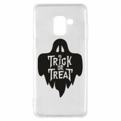 Чехол для Samsung A8 2018 Trick or Treat