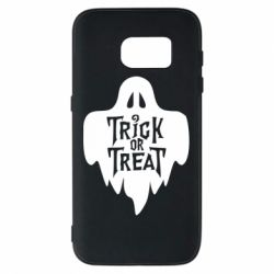 Чехол для Samsung S7 Trick or Treat