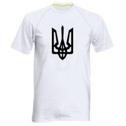 Чоловіча спортивна футболка Trident with curved lines