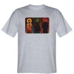 Мужская футболка Трио Сверхъестественное - FatLine