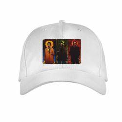 Детская кепка Трио Сверхъестественное - FatLine