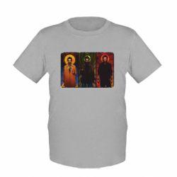 Детская футболка Трио Сверхъестественное - FatLine