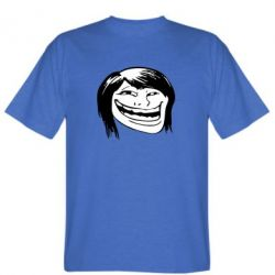 Trollface girl - FatLine