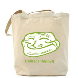 Сумка Trollface happy - FatLine