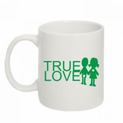 Кружка 320ml True Love - FatLine