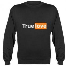 Реглан (свитшот) True love