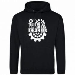 Мужская толстовка Trust me, i am an engineer