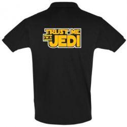 Футболка Поло Trust me, I'm a Jedi - FatLine