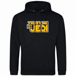Мужская толстовка Trust me, I'm a Jedi - FatLine