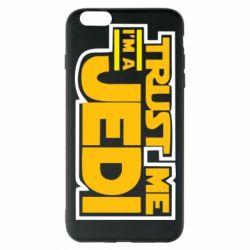 Чехол для iPhone 6 Plus/6S Plus Trust me, I'm a Jedi