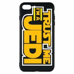 Чехол для iPhone 8 Plus Trust me, I'm a Jedi