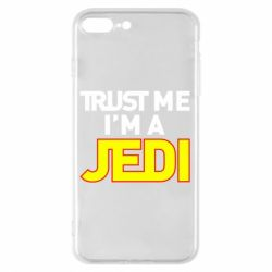 Чехол для iPhone 8 Plus Trust me i'm a jedi