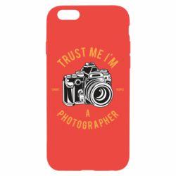 Чохол для iPhone 6/6S Trust me i'm photographer