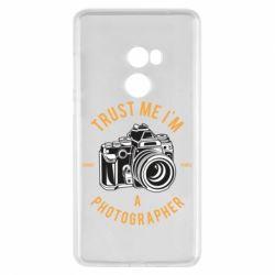 Чохол для Xiaomi Mi Mix 2 Trust me i'm photographer