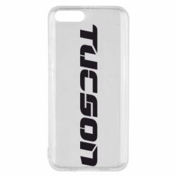 Чехол для Xiaomi Mi6 Tucson