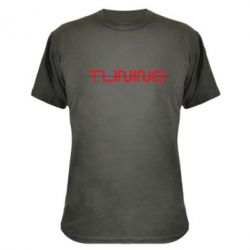 Камуфляжная футболка TUNING - FatLine