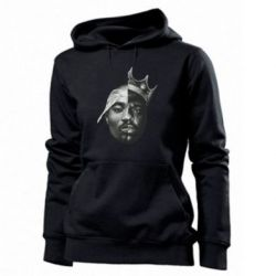 Толстовка жіноча Tupac & Notorious BIG