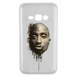 Чехол для Samsung J1 2016 Tupac Shakur