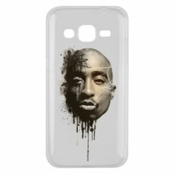 Чехол для Samsung J2 2015 Tupac Shakur