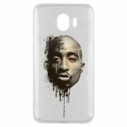 Чехол для Samsung J4 Tupac Shakur